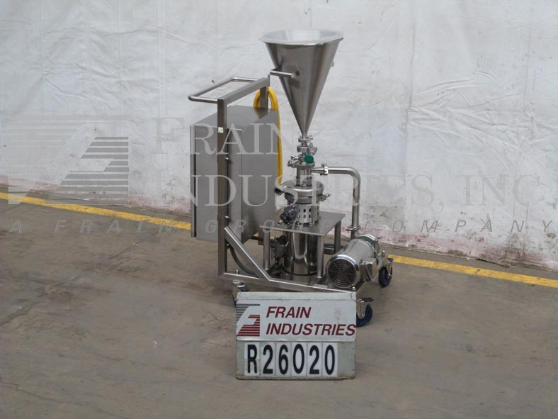 Mixer Liquid Triblender