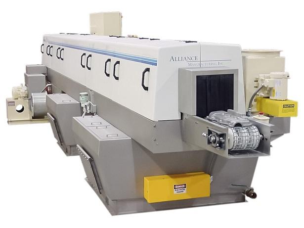 Aquamaster CB-1200 Conveyor Parts Washer