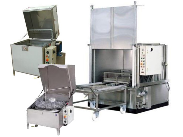 Stainless Steel Cabinet Parts Cleaning Machinery