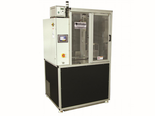Automated Solvent Parts Cleaning Machine