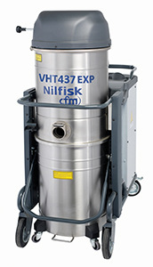 Continuous Duty Explosion-Proof Vacuum