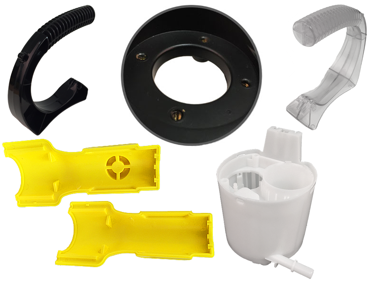 Injection Molded Plastics