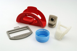 Injection Molded Plastics 2