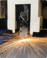Laser drilling services