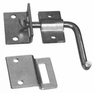 Gate Latches