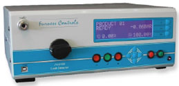 pressure decay leak detector