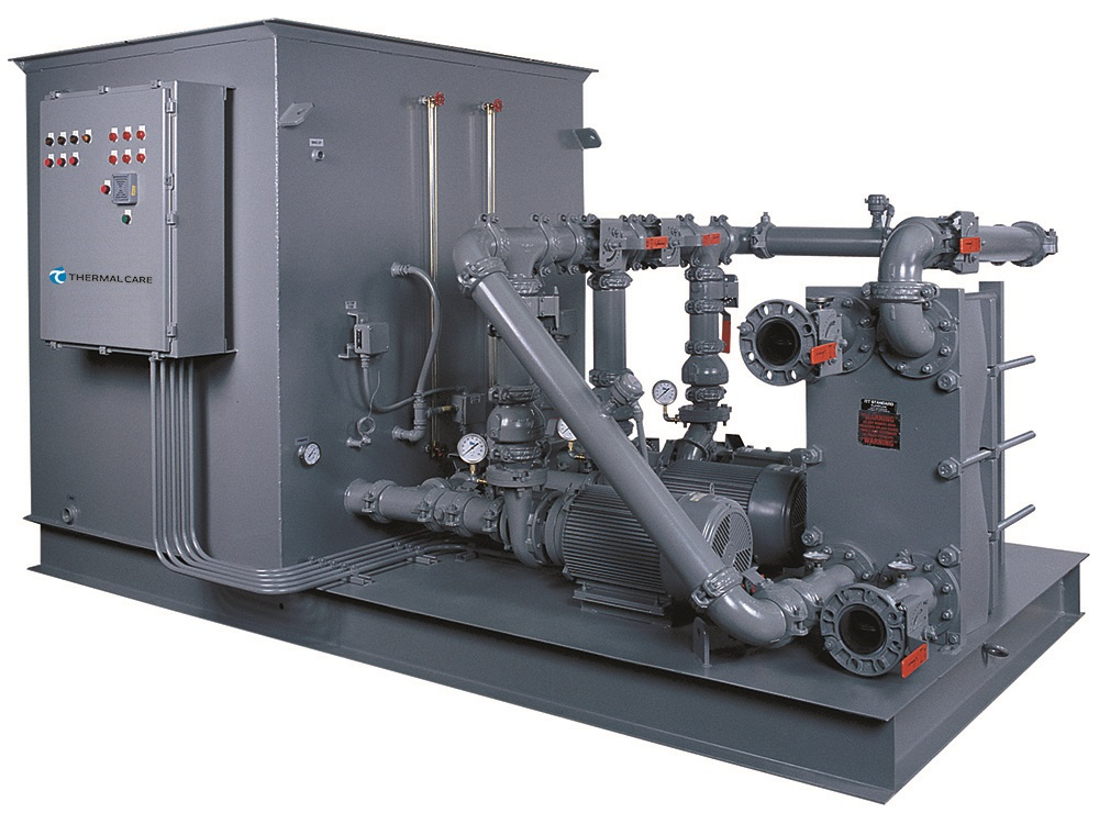Closed Loop Stainless Steel Chiller System