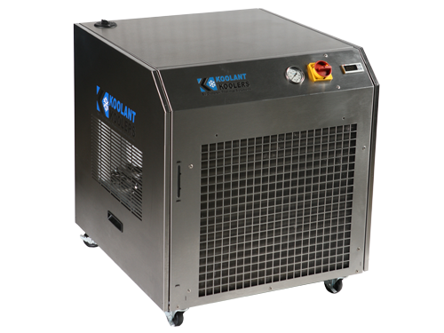 Stainless Steel Portable Food Processing Chiller