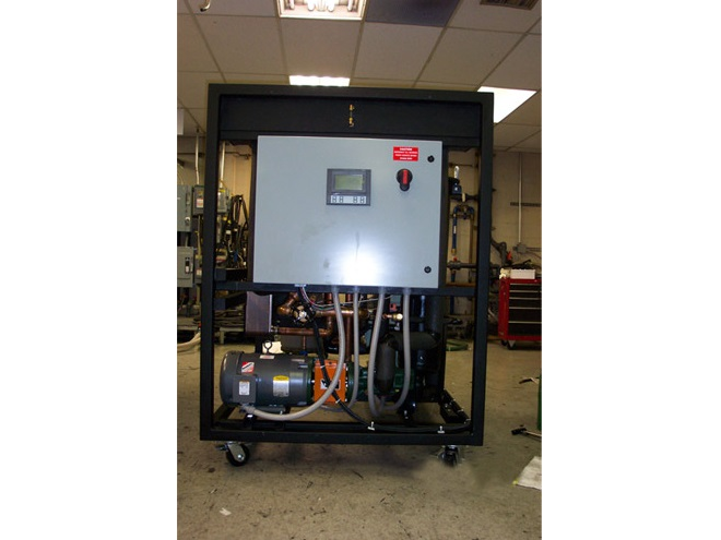 Water-Cooled Liquid Scroll Chiller