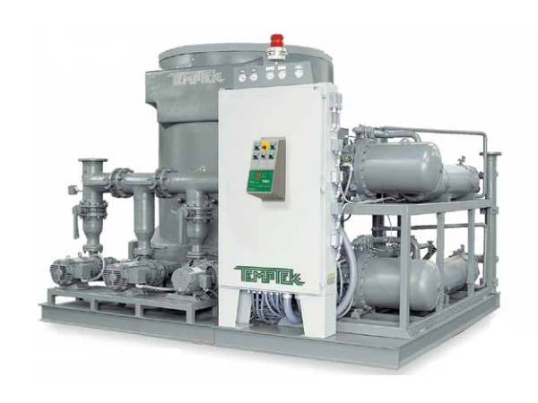 120 Ton Water-Cooled Central Chiller