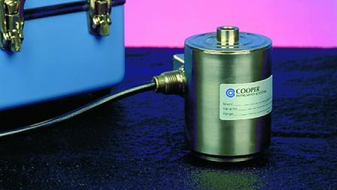 Tension/Compression Canister Load Cell