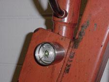 Force Sensing Actuator Load Pins
