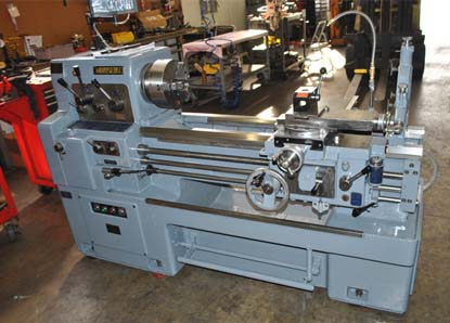 Machine Tool Repair