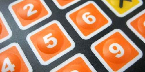 Membrane Keypads