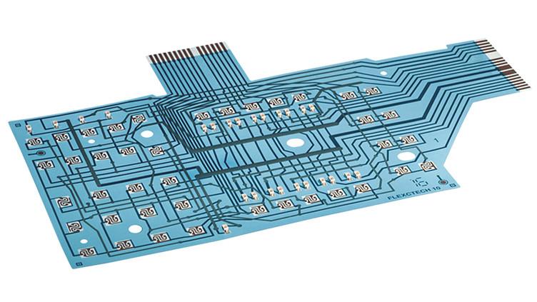Membrane Switch Circuit