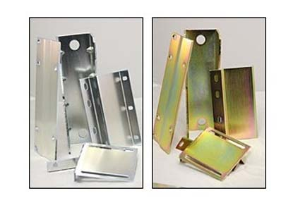 Metal Platings from Peninsula Metal Finishing, Inc.
