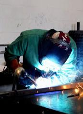Metal Fabrication Image