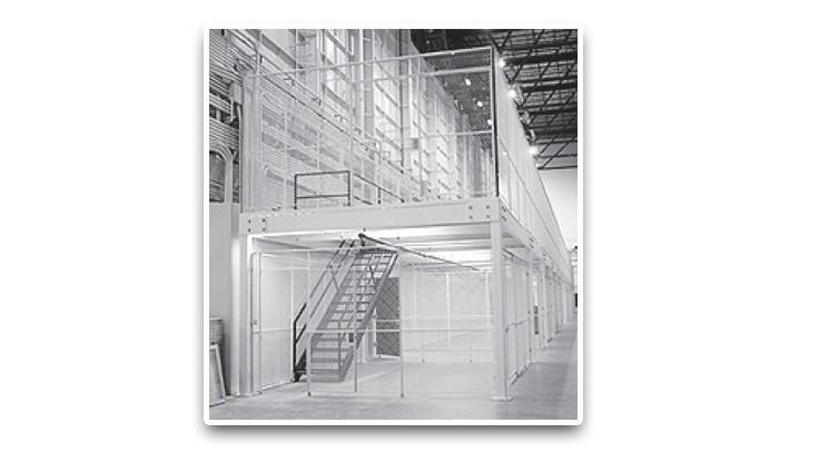 Fenced-In Storage Platform