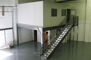 Office space platform