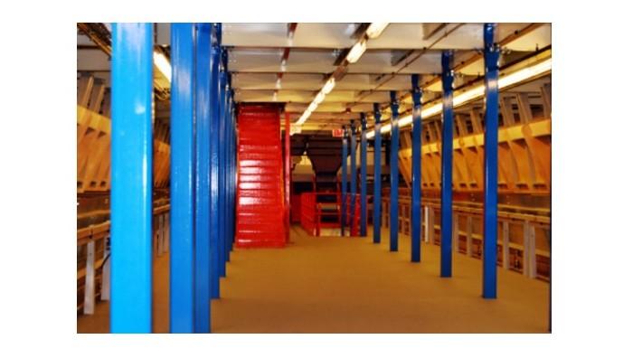 Steel Multi-Level Mezzanine