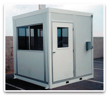 Forkliftable Prefabricated Building