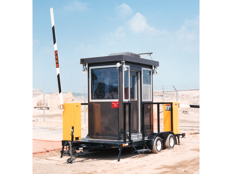 Portable Parking Booth