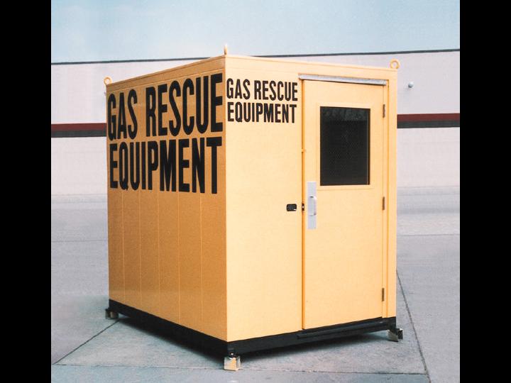 Prefabricated Equipment Shelter