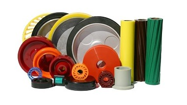Polyurethane Products, Rollers, Wheels, and Helical Gears