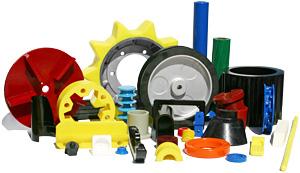 Custom molded Polyurethane products