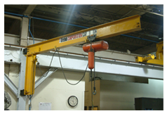 Crane Hoist Fabrication Installation