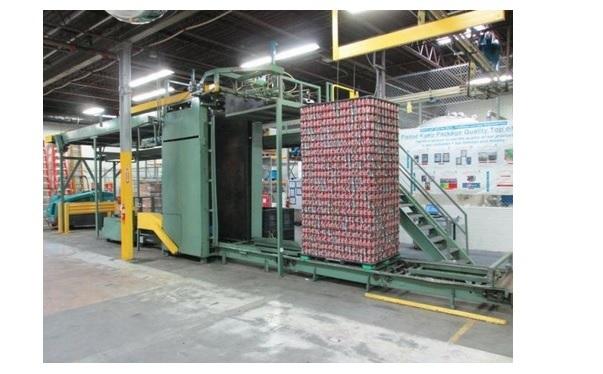 Palletizer machines