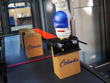 Automatic Hybrid Palletizers