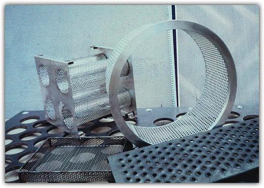Custom Perforated Metals