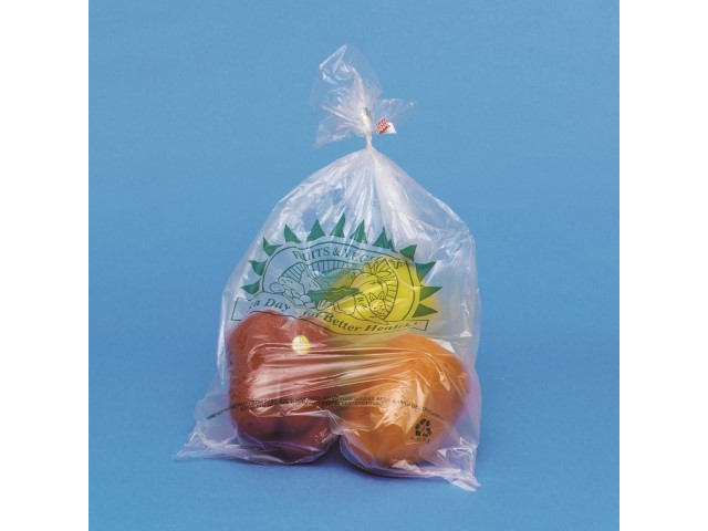Custom Printed Produce Bag