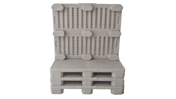Durable Flat Top Nine Leg Pallets