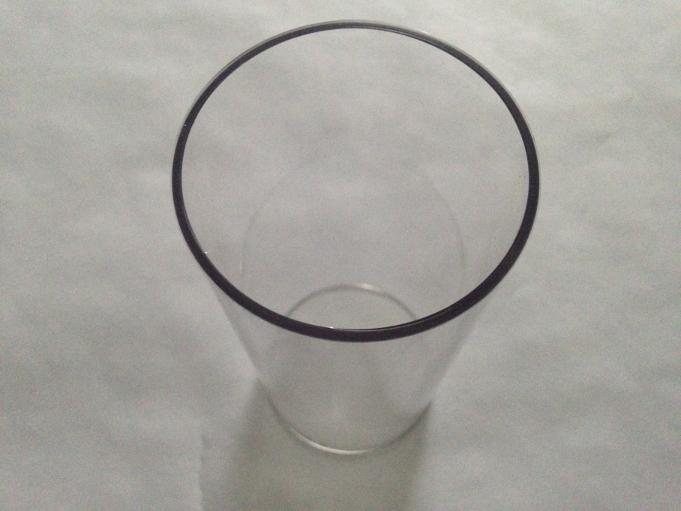 Clear Plexiglass Tubing