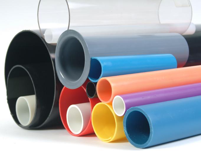 Colored Plastic Tubing