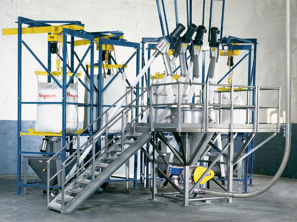 Pneumatic and Screw Conveyors