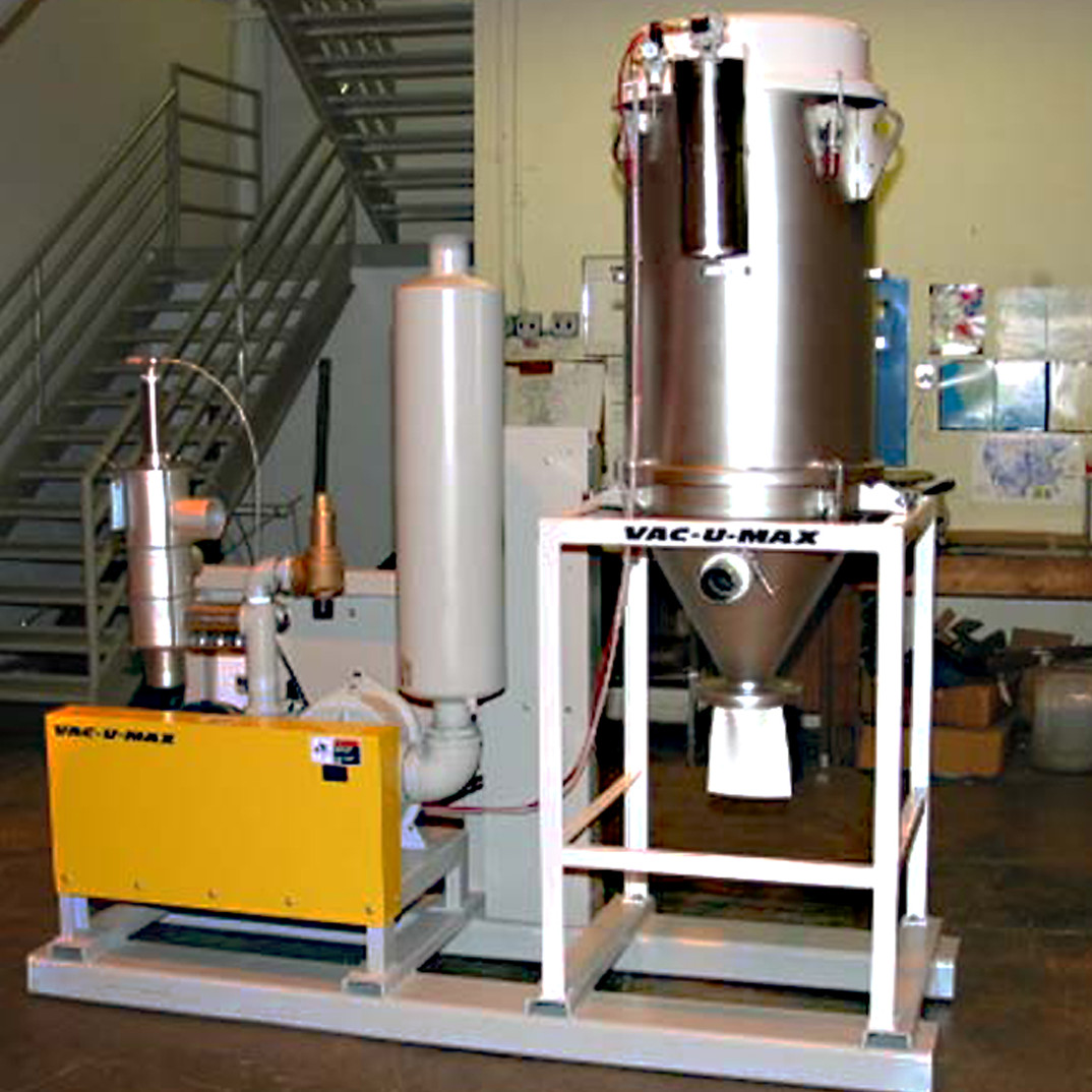 Granulated Carbon Pneumatic Conveying System