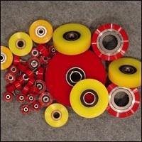 Polyurethane Rollers 2