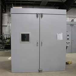 Powder Coating Oven 2