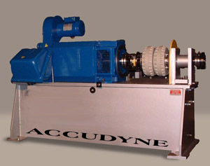 Lockheed Martin Supplied with Sakor AC Dynamometers
