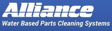 Parts Cleaning & Rust Prevention with Alliance Manufacturing