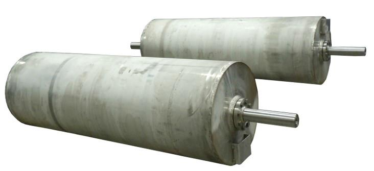 BEPeterson Steam Drum Pressure Vessels