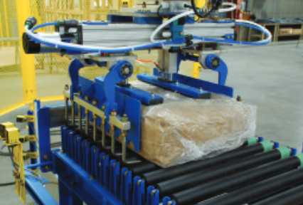 How Chantland Robotic Palletizers Are Made