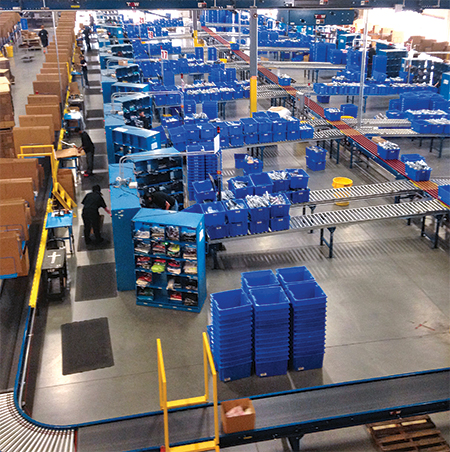 Conveyor Totes, Bins & Containers from Monster Bins