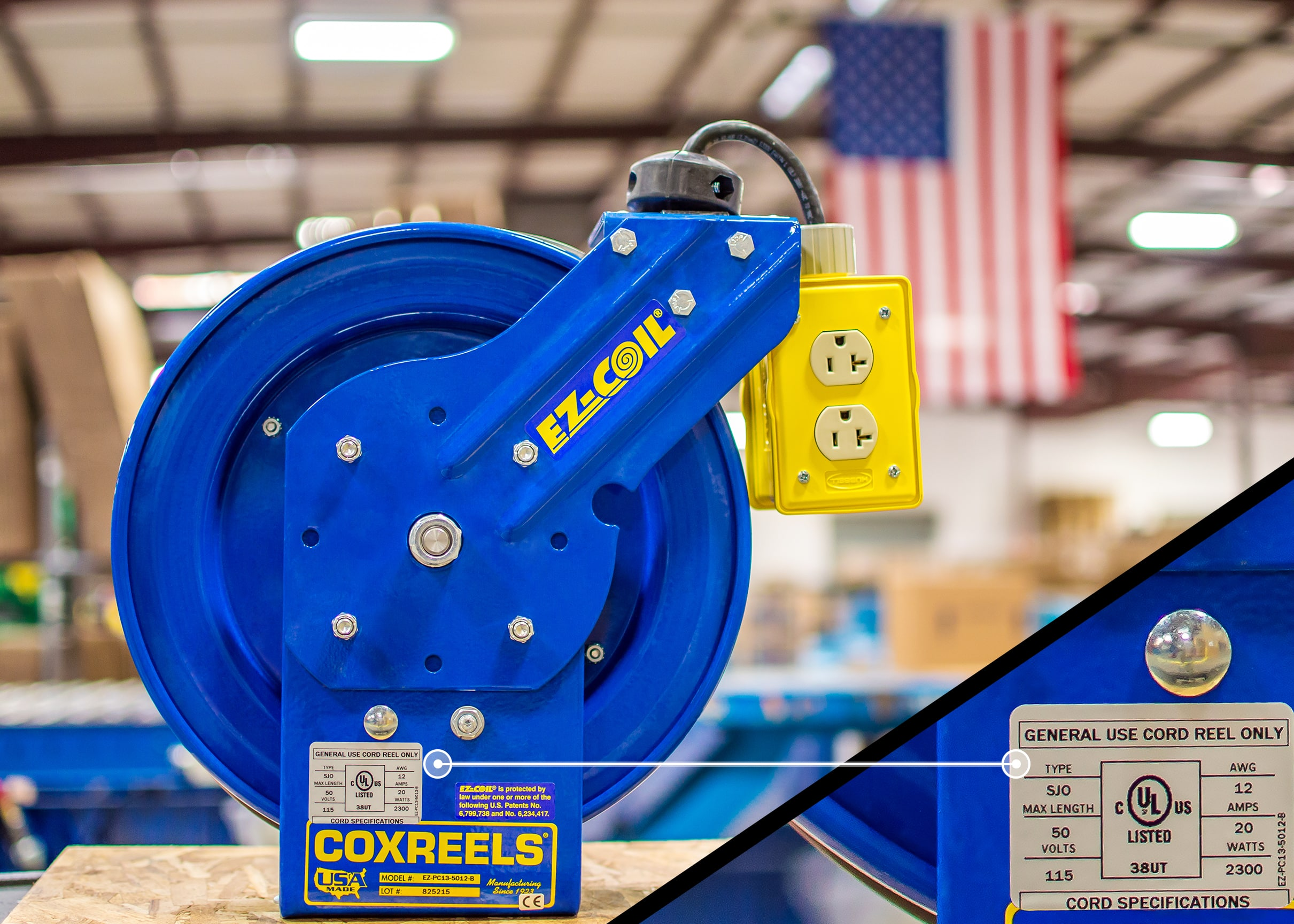 Coxreels Expands Canadian UL-Approved Products for 2017