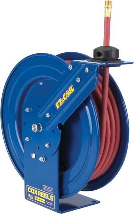 EZ-Coil® Hose Reel Safety System