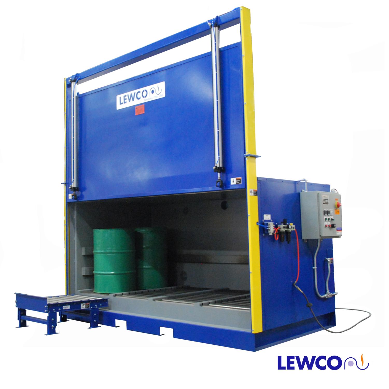 LEWCO Drum Heater