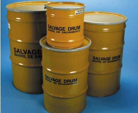 EBKContainers Salvage Drums